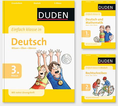 Design Duden | Duden Umschlagdesign Einfach klasse in 02